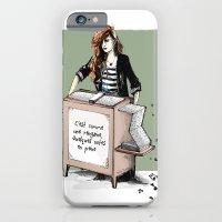 Comme une rengaine... iPhone 6 Slim Case