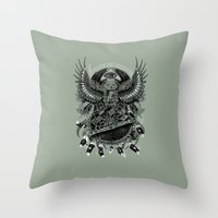 Dream Quest II Throw Pillow