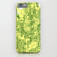 San Francisco! (Yellow) iPhone 6 Slim Case
