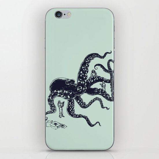 Experimental Music iPhone & iPod Skin