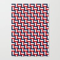 Pattern Canvas Print