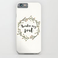 Awake My Soul (Square) iPhone 6 Slim Case