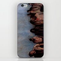 ZOMBIES V iPhone & iPod Skin