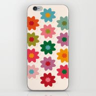 iPhone & iPod Skin featuring Slavic by Helene Michau
