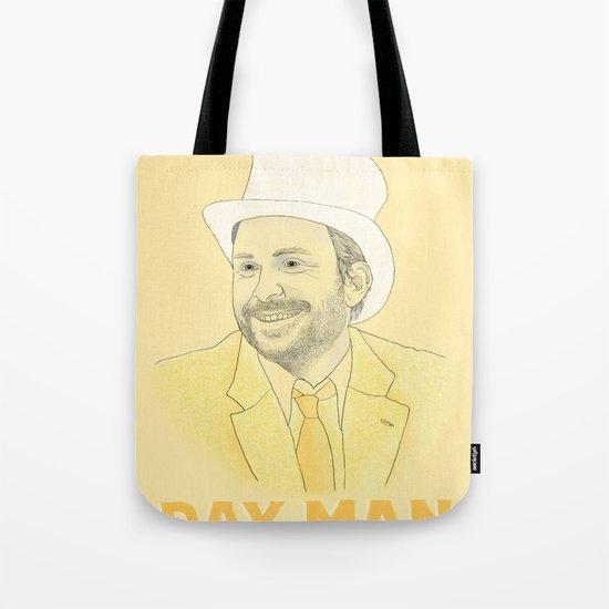 Day Man Tote Bag