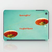Hangin' Together iPad Case