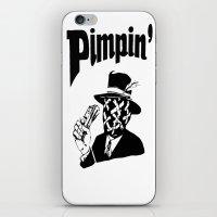 Big Pimpin' iPhone & iPod Skin