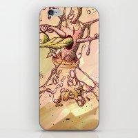 Magic Beans (Alternate C… iPhone & iPod Skin
