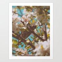 Early April Art Print