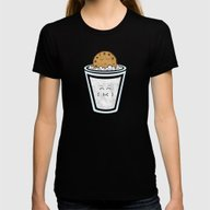 T-shirt featuring Hot Tub Cookie by Teo Zirinis