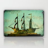 The Copper Ship Laptop & iPad Skin