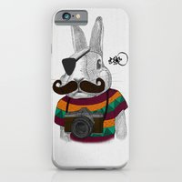 iPhone & iPod Case featuring wabbit by Börg