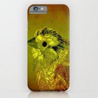 Amber Bird iPhone 6 Slim Case