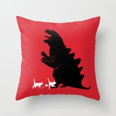 That Hurts Throw Pillow