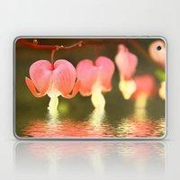 My Bleeding Heart Weeps Laptop & iPad Skin