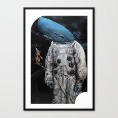 Balena N°3 Canvas Print