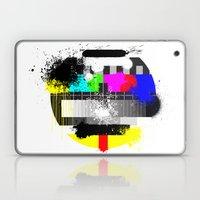 TV Trash Laptop & iPad Skin
