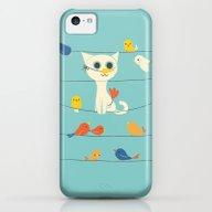 Birdwatching iPhone 5c Slim Case