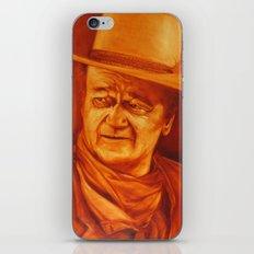 The Duke iPhone & iPod Skin