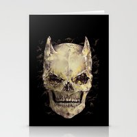Dark Knight Stationery Cards
