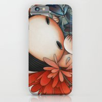 iPhone & iPod Case featuring Butterfly by P a o P a o .