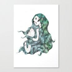 ad astra Canvas Print