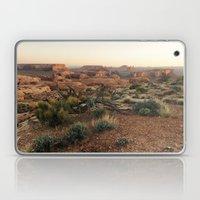 Monument Valley Morning Laptop & iPad Skin