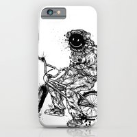 Void in Space (Blk) iPhone 6 Slim Case
