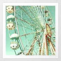 Gira Gira Gira, Ferris W… Art Print