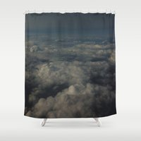 Above II Shower Curtain