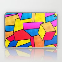 - summer Stadt - Laptop & iPad Skin