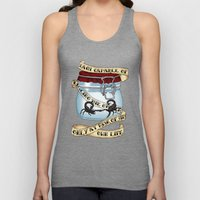 Father of the atom bomb Unisex Tank Top