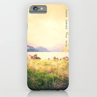 ...Here Come The Sun iPhone 6 Slim Case
