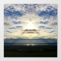 Heavens Above! Canvas Print