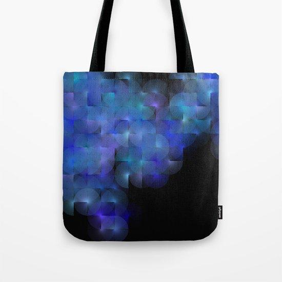 Written Circles #5 society6 custom generation Tote Bag