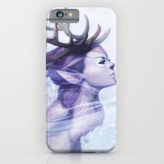 Deer Princess iPhone & iPod Case