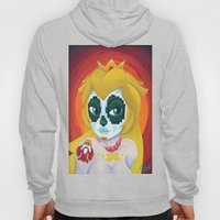Day of the Digital Dead Princess Peach Hoody