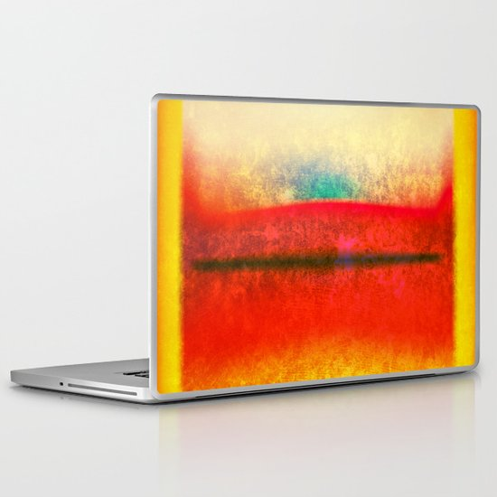 After Rothko 8 Laptop & iPad Skin