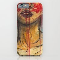 iPhone & iPod Case featuring Nose Bleed by Ethan Cherry