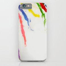 Rainbow of color iPhone 6 Slim Case