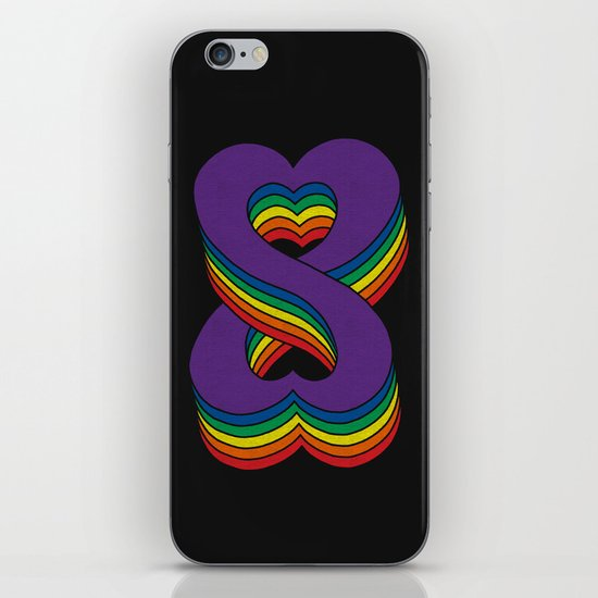 Infinite Love iPhone & iPod Skin
