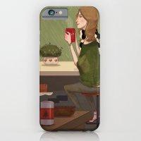 Coffee + Rain iPhone 6 Slim Case