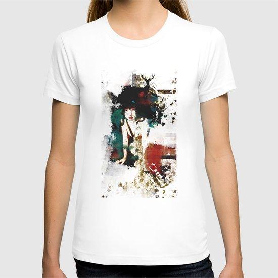 Visit Japan. Painterly Tourism Campaign Japanese style. T-shirt