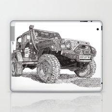 Jeep Laptop & iPad Skin