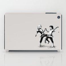 we shall dance iPad Case