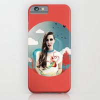 iPhone & iPod Case featuring CORNELIAS Heart Rhythms  by Guerriero