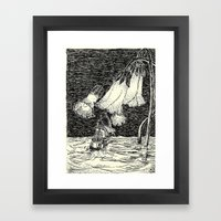 Navigation Improbable Framed Art Print