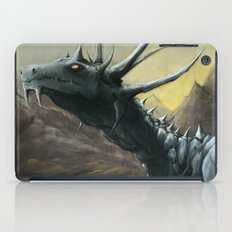 Blue Dragon iPad Case