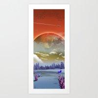 NMS-6079 Art Print