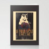 Original Pet Names Stationery Cards
